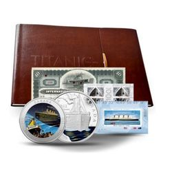 2012 canada post limited edition titanic collector s set
