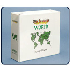 21st century world stamp album