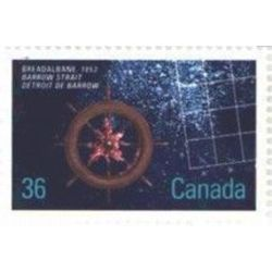 Canada stamp 1143 breadalbane barrow strait 1853 36 1987