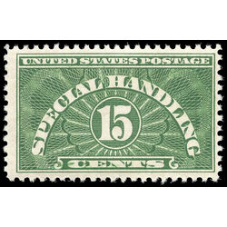us stamp qe special handling qe2a special handling 15 1955