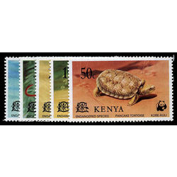 kenya stamp 89 93 world wildlife fund 1977