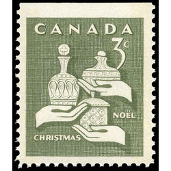 Canada stamp 443qs gifts from the wise men 3 1965