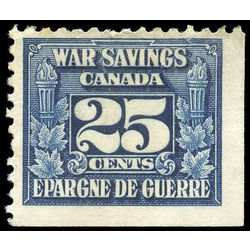 canada revenue stamp fws5 war savings stamps 25 1940