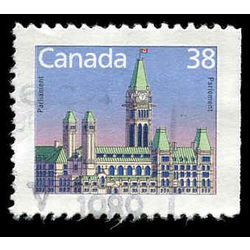 Canada stamp 1165as houses of parliament 38 1988