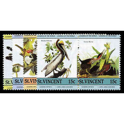 st vincent stamp 807 10 birds 1985