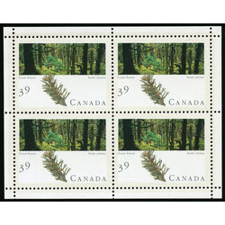 Canada stamp 1285a coast forest 1990
