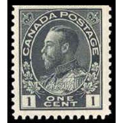 canada stamp 104aiis king george v 1 1913