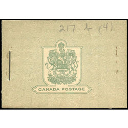canada stamp booklets bk bk24 booklet king george v 1935