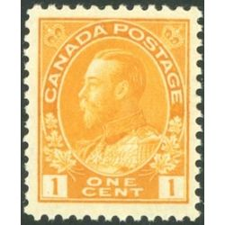 canada stamp 105 king george v 1 1922