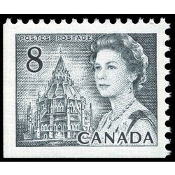 canada stamp 544xv queen elizabeth ii library of parliament 8 1971