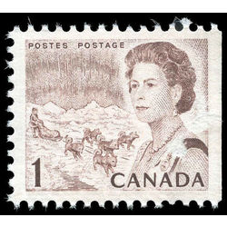 canada stamp 454eiv queen elizabeth ii northern lights 1 1971