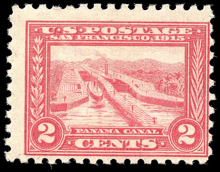 Buy Us 402 Panama Canal 1914 2 162 Mint Never Hinged