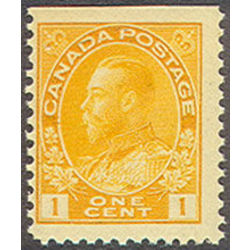 canada stamp 105as king george v 1 1922