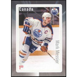 canada stamp 2952 mark messier 1 80 2016