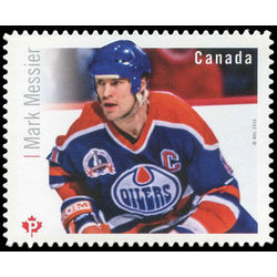 canada stamp 2946 mark messier 2016