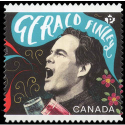 Canada stamp 2972 gerald finley 2017