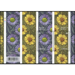 Canada stamp 2976 daisies 2017