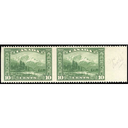 canada stamp 155b mount hurd 1928