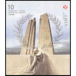 Canada stamp 2982a battle of vimy ridge 100th anniversary 2017