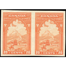 canada stamp e special delivery e3a confederation issue 1927