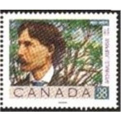 canada stamp 1244 archibald lampman 38 1989