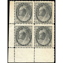 canada stamp 74 queen victoria 1898 m fnh 003