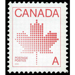 canada stamp 907iii maple leaf 1981