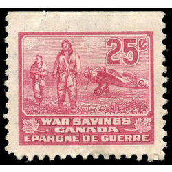 canada revenue stamp fws8 pilots war savings stamps 25 1940