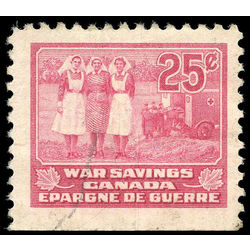 canada revenue stamp fws12 nurses war savings stamps 25 1940