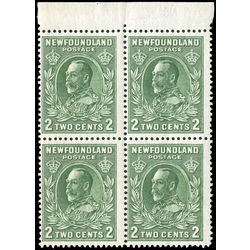 newfoundland stamp 186ai king george v 1932