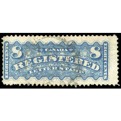 Canada stamp f registration f3 registered stamp 8 1876 u f 005