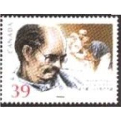 canada stamp 1265 norman bethune in china 39 1990