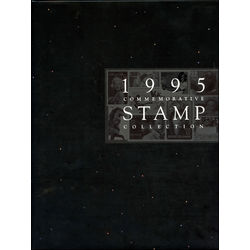 1995 usps commemorative stamp collection