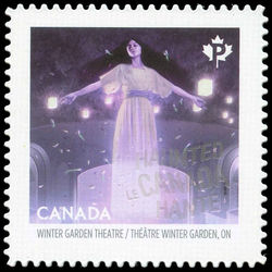 canada stamp 2939i winter garden theatre on 2016