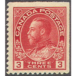 canada stamp 109as king george v 3 1923