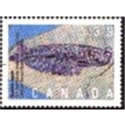 canada stamp 1282 soft invertebrate cambrian period 39 1990