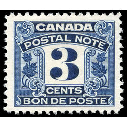canada revenue stamp fps5 postal note scrip first issue 3 1932