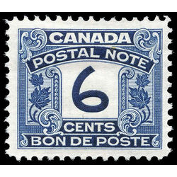 canada revenue stamp fps8 postal note scrip first issue 6 1932