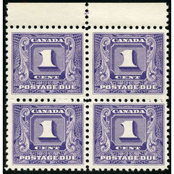 canada stamp j postage due j6 second postage due issue 1 1930 PB 001