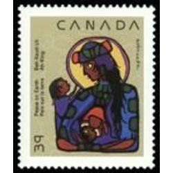 canada stamp 1294 virgin mary with christ child 39 1990