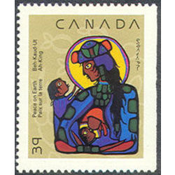 canada stamp 1294as virgin mary with christ child 39 1990