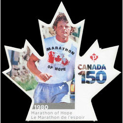canada stamp 3003i 1980 marathon of hope 2017