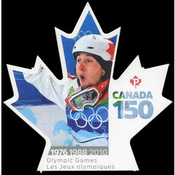 canada stamp 3008i 1976 1988 2010 olympic games 2017