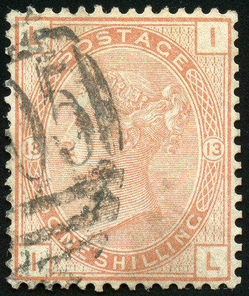 Buy Great Britain 65 Queen Victoria 1873 1 Shilling