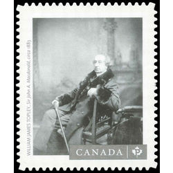 canada stamp 3016 sir john a macdonald 2017
