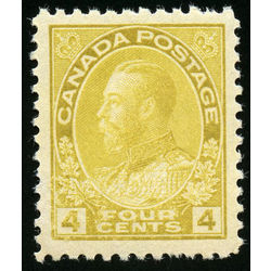 canada stamp 110c king george v 4 1922