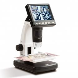 lcd digital microscope 10 500x lighthouse