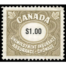 canada revenue stamp fu98 unemployment insurance stamps 1 1968