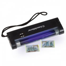 Portable long wave uv lamp
