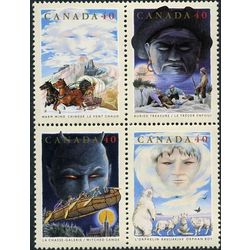 canada stamp 1337a canadian folklore 2 1991